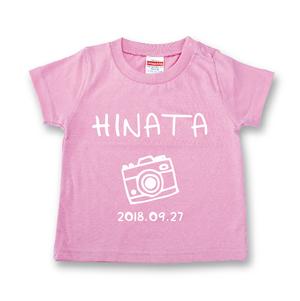 ai-T original【CAMERA】ピンク
