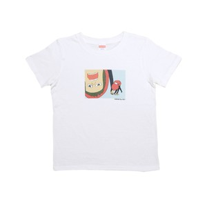 Tシャツ【赤ずきんと健康②】