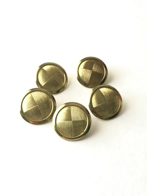 czech army : 70's metal bottom / 5pieces set (dead stock)