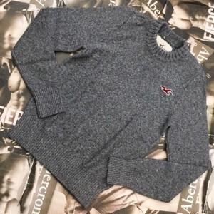 HOLLISTER MENS セーター Sサイズ