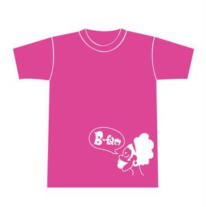オリジナルTシャツ C/ピンク