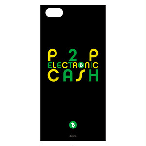 BitcoinCash携帯ケース シリーズB iPhone COFA(B1-001)