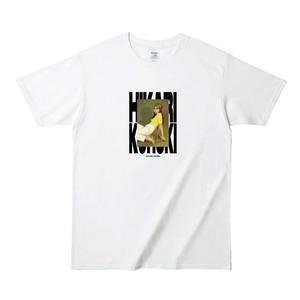 【受注販売・6月上旬お届け予定】黒木ひかりコラボTシャツA