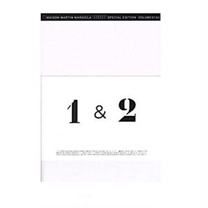 MAISON MARTIN MARGIELA STREET SPECIAL EDITION VOLUMES1&2