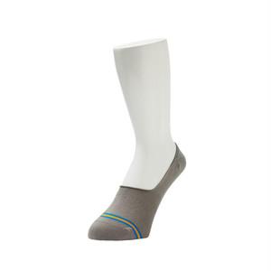 WHIMSY - NO SHOW SOCKS (Grey)