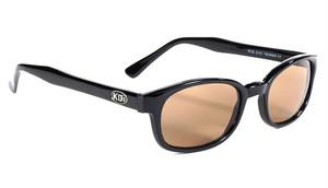 Original KD's biker shade  - Dark Brown #KD2121