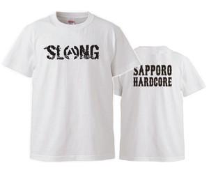 S.C.H.C LOGO : 2【T-SHIRT : 白ボディ】
