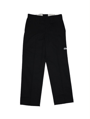 SHAKE HANDS WORK PANTS black