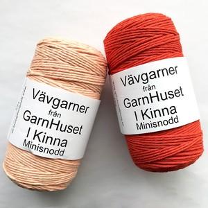 <Garn Huset I Kinna> スウェーデン コットン糸 14/15 Color (綿結束糸/色糸)
