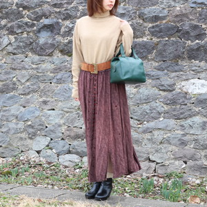 USA VINTAGE EMBROIDERY SKIRT/アメリカ古着刺繍スカート