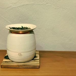 ◎送料無料◎常滑焼茶香炉&専用茶葉セット