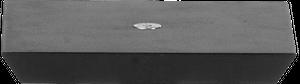 Solidsteel SSシリーズスピーカースタンド用トッププレート(19x19cm、2個ペア)