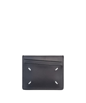MAISON MARGIELA Card Holder Black S35UI0432