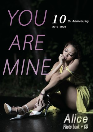 Photo book + CD【You Are Mine】