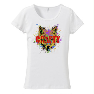 [レディースTシャツ] crafty