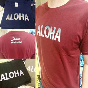 メンズ Tシャツ ALOHA