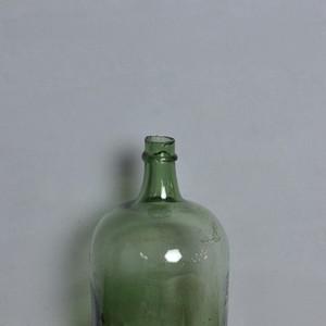 French Bottle  / フレンチボトル〈デミジョンボトル・フラワーベース・花瓶・ガラスボトル・ディスプレイ・アンティーク・ヴィンテージ〉112153