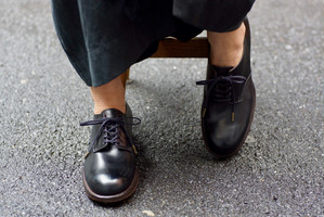 【再入荷】forme / plain toe(women)