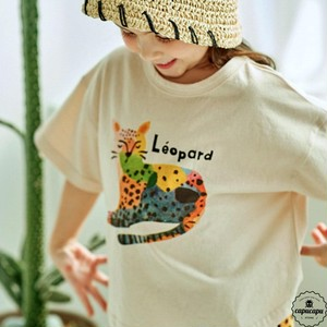 «sold out» leopard T shirts レオパード Tシャツ