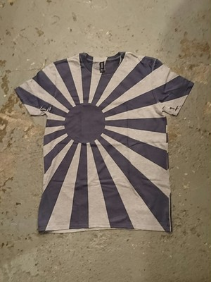 "BAA COSTUME MFG. ""R.S"" BIG PRINT TEE"