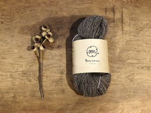 WOOL FOR YOU! <merino - silver brown>