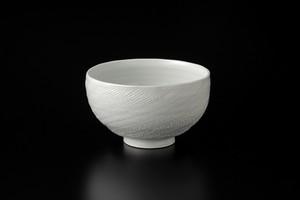 白磁刷毛目茶碗2