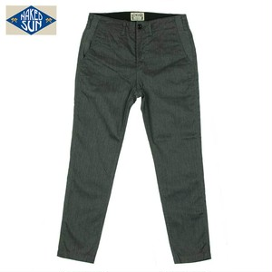 017007009 GENERAL EDGED TROUSERS / GRAY