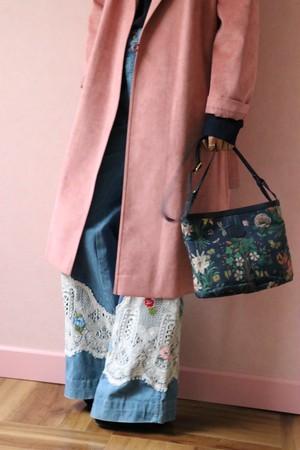 old GUCCI flora shoulder bag