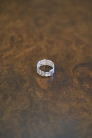 【touareg silver】ring-d