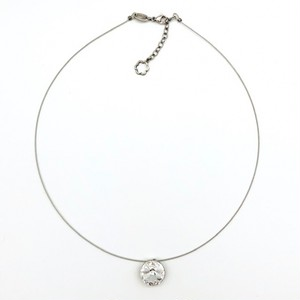 チョーカー ネックレス 一粒石 クリスタル KRiKOR ドイツ製 Choker Necklace One Grain Stone Crystal
