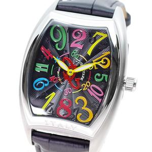 コグ COGU 腕時計 メンズ JH4 BBC 自動巻き ブラック