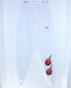 【MaryJaneNite】DRAGON FRUIT SWEATPANTS