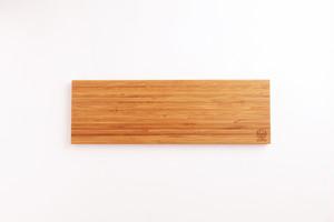 九雲 竹のまな板 L