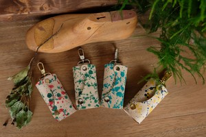 No.14|Splash Key case 【 pioggia 】#4color