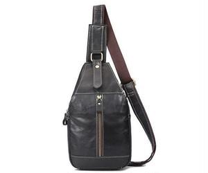 Leather Bag Casual Bag Vintage Bag カジュアル レザー 天然 ビンテージ (YYB0-4005289)