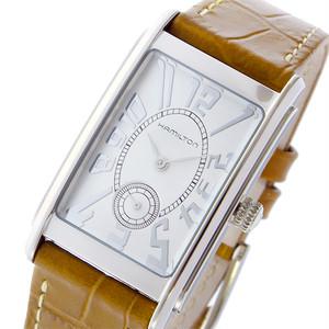 ハミルトン HAMILTON アードモア ARDMORE ユニセックス 腕時計 H11411553 ホワイト