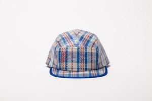 PARIS CHECK CAMP CAP