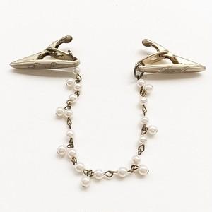 pearl sweater clip[s-181]