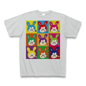 オフィス禁断オフィシャルTシャツ(9×グレー)KDNT003