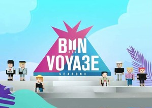 韓国バラエティ【BTS BON VOYAGE Season 3】DVD版 全8回