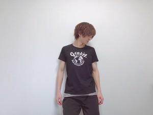 """【ロゴ・黒・GM】Grab""""A"""" Tシャツ"""