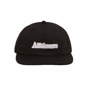 ALLTIMERS / BROADWAY CAP -BLACK-