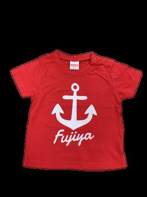 FUJIYA KIDS T-SHIRT 【002】