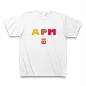 APM(アンパンマン風)配色Tシャツ