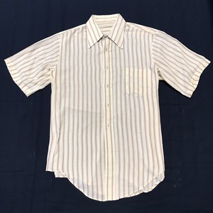 STRIPED S/S SHIRTS 1
