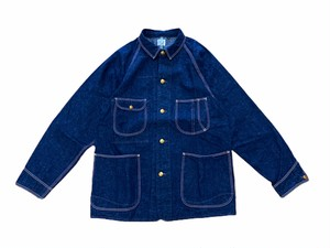 【orSlow】50's Coverall (one wash)