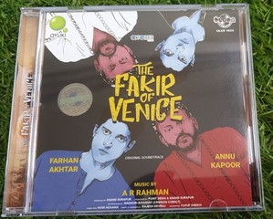【The Fakir of Venice】サントラCD 輸入盤
