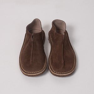 "BUENOS AIRES FACTORY ""Calzado Shoes"" / COLOR:BROWN"