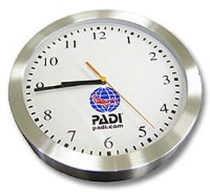 PADI壁掛け時計