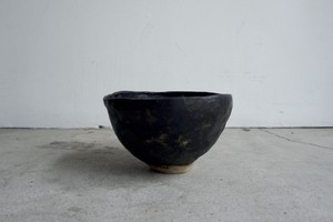福森 泉 深鉢 碗 中 黒